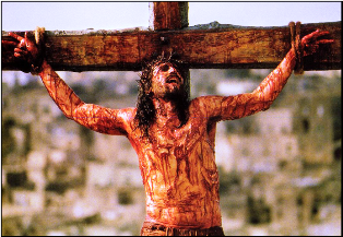 "picture is from "" The Passion of Christ."""